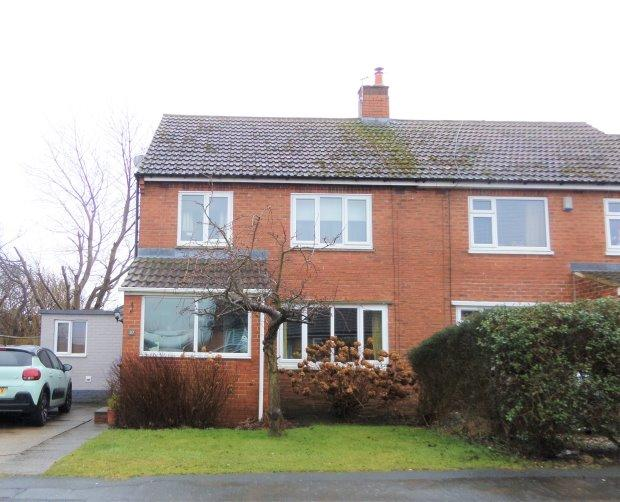 3 Bedrooms Semi Detached House for sale in CHESTNUT ROAD, SEDGEFIELD, SEDGEFIELD DISTRICT