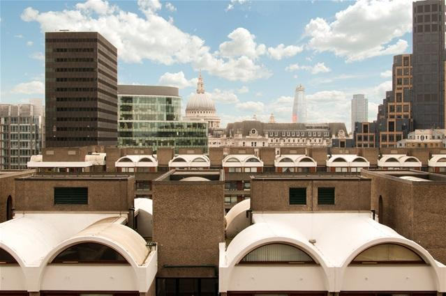 3 Bedrooms Flat for sale in Shakespeare Tower, Barbican