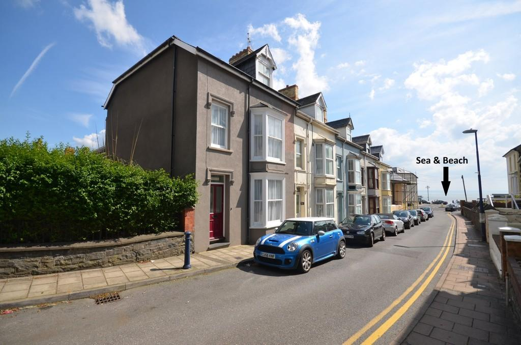 5 Bedrooms End Of Terrace House for sale in Sea View Place, Aberystwyth