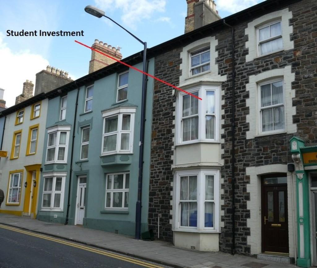 3 Bedrooms Terraced House for sale in Bridge Street, Aberystwyth