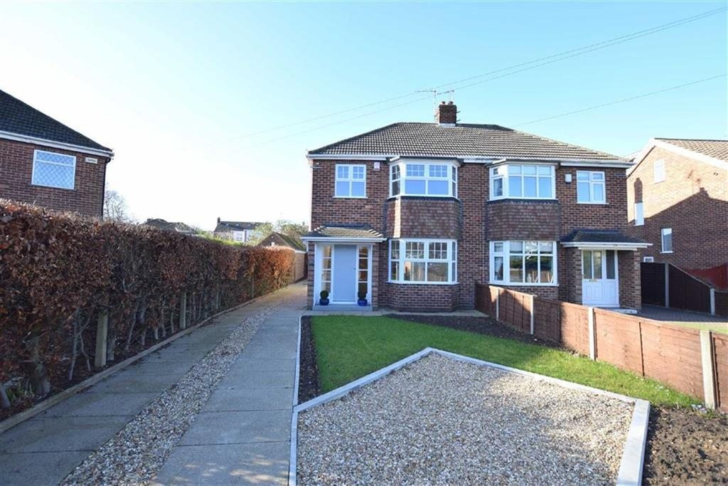 3 Bedrooms Semi Detached House for sale in Eastwood Avenue, Grimsby, North East Lincolnshire