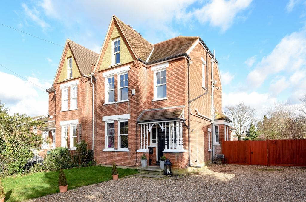 4 Bedrooms Semi Detached House for sale in Heathfield Road Keston BR2
