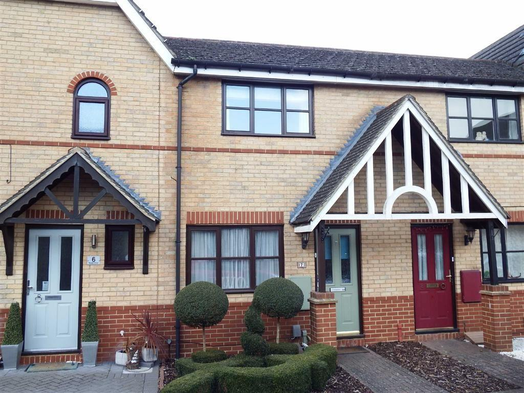 2 Bedrooms Terraced House for sale in Neagh Close, Stevenage, Hertfordshire, SG1