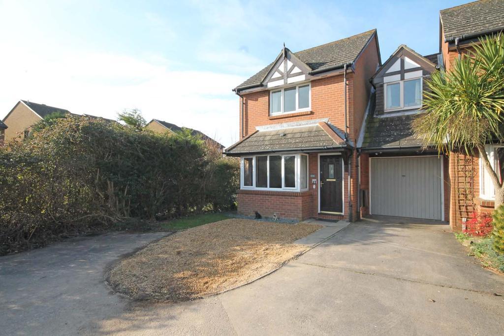 3 Bedrooms Semi Detached House for sale in Elder Close, Locks Heath SO31