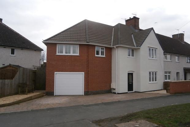 4 Bedrooms Semi Detached House for sale in Aylmer Road, Braunstone, Leicester, LE3