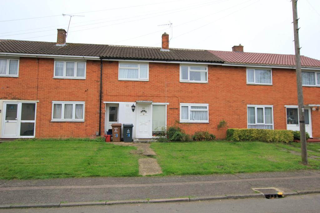 4 Bedrooms Terraced House for sale in Whomerley Road, Stevenage