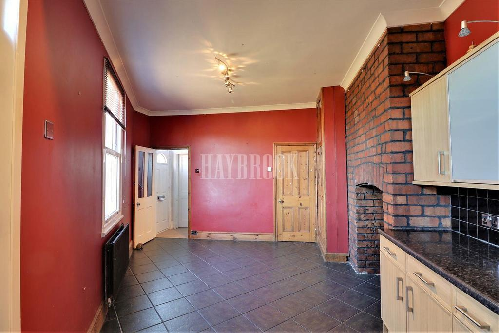 3 Bedrooms End Of Terrace House for sale in Cleveland Street, Sheffield