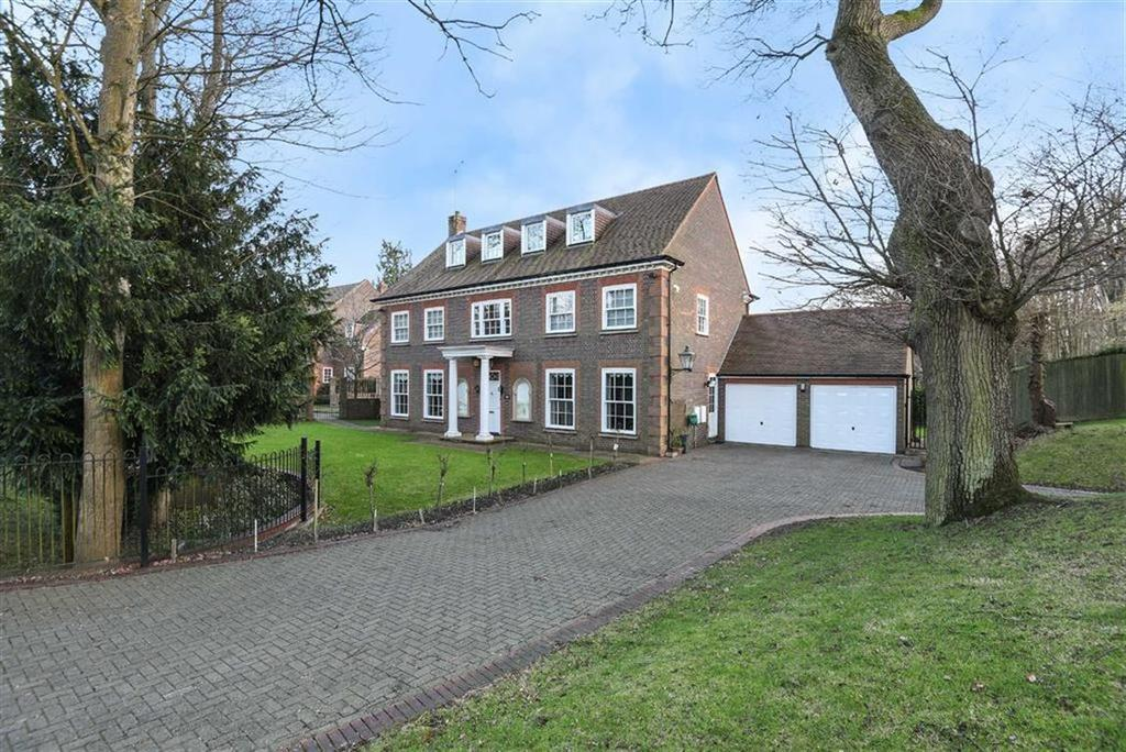 5 Bedrooms Detached House for sale in Mapledene, Caversham Heights, Reading