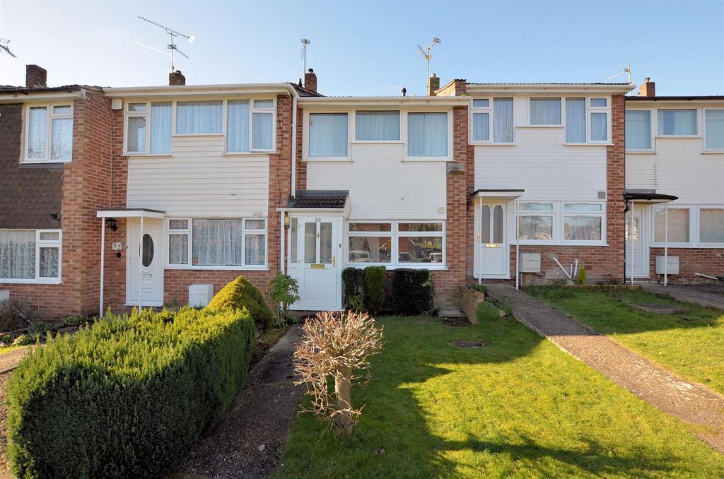2 Bedrooms Terraced House for sale in Chichester Road, Tilehurst, Reading