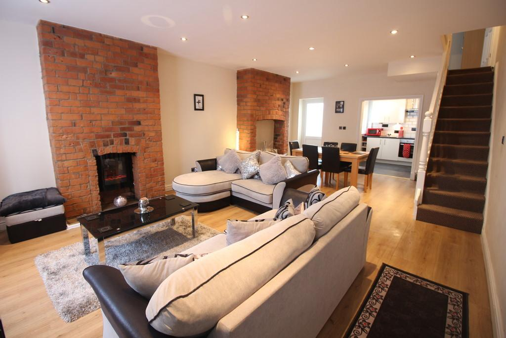 3 Bedrooms Terraced House for sale in Cocker Street, Blackpool