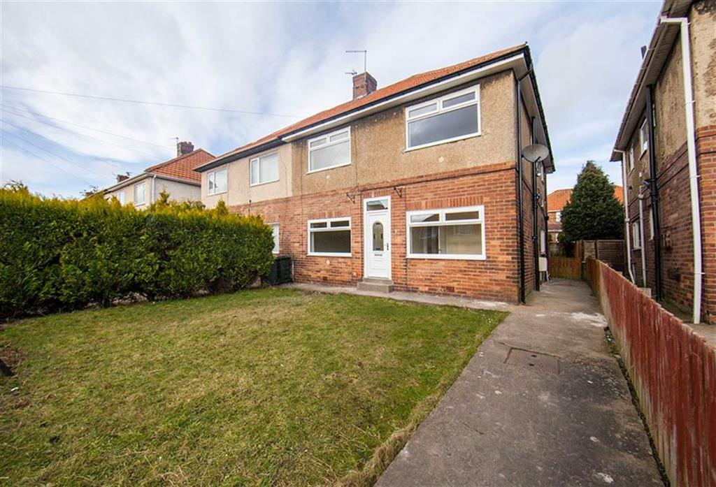 3 Bedrooms Semi Detached House for sale in Hardy Grove, Sunholme Estate, Wallsend, NE28