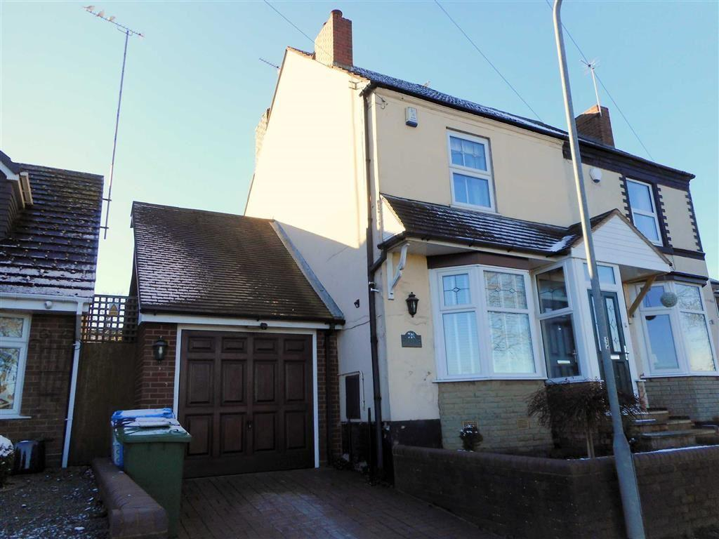 2 Bedrooms Semi Detached House for sale in High Hill, Essington, Wolverhampton