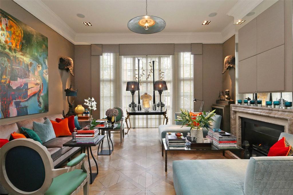 3 Bedrooms Maisonette Flat for sale in Blenheim Crescent, Notting Hill, W11