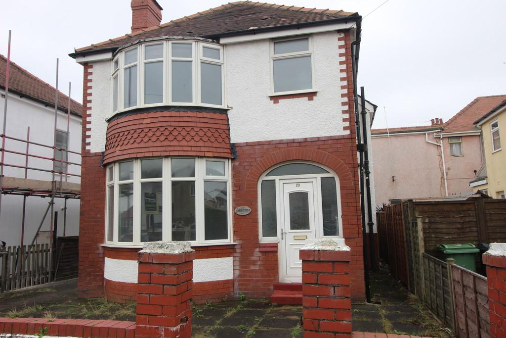3 Bedrooms Detached House for sale in Ryden Avenue, Thornton-Cleveleys
