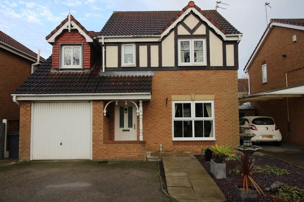 4 Bedrooms Detached House for sale in Mallowdale, Thornton-Cleveleys