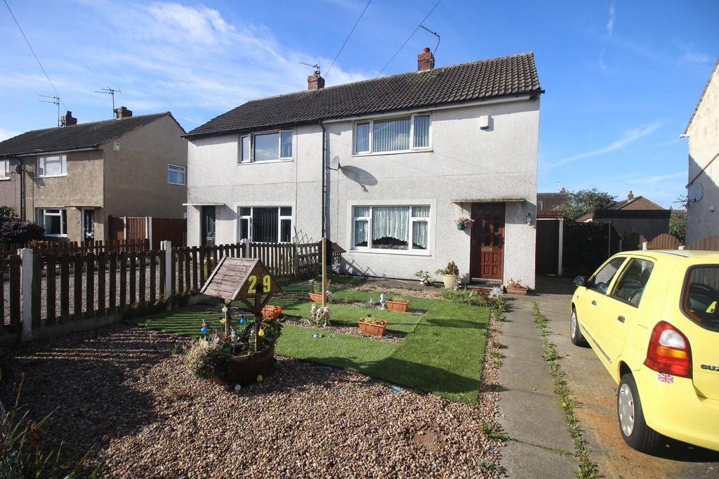 2 Bedrooms Semi Detached House for sale in Halton Avenue, Thornton-Cleveleys