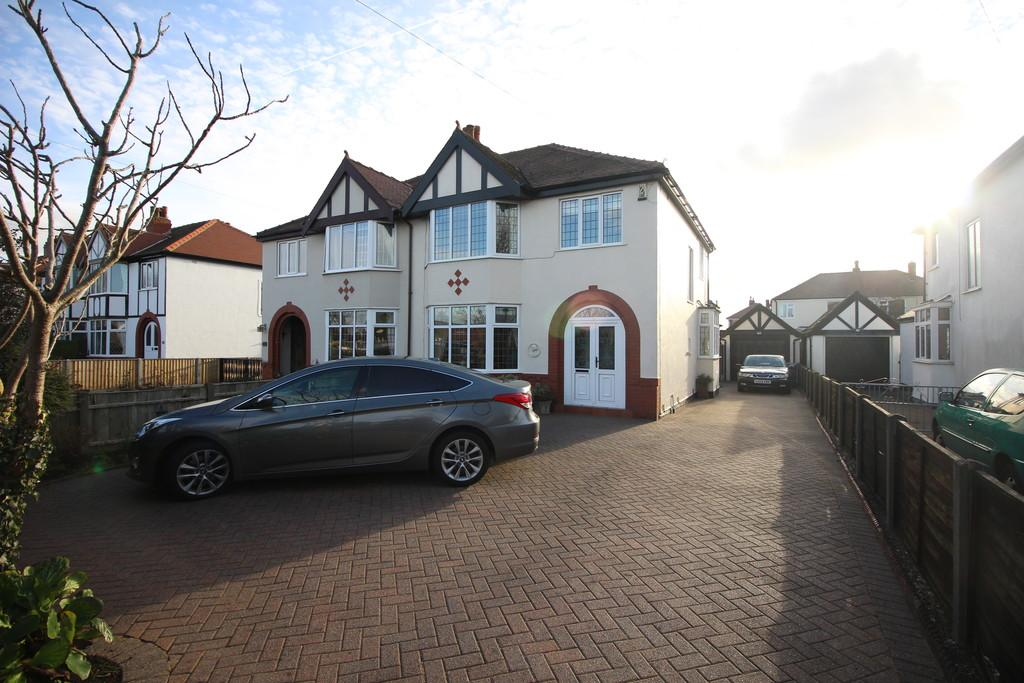 3 Bedrooms Semi Detached House for sale in Victoria Road West, Thornton-Cleveleys