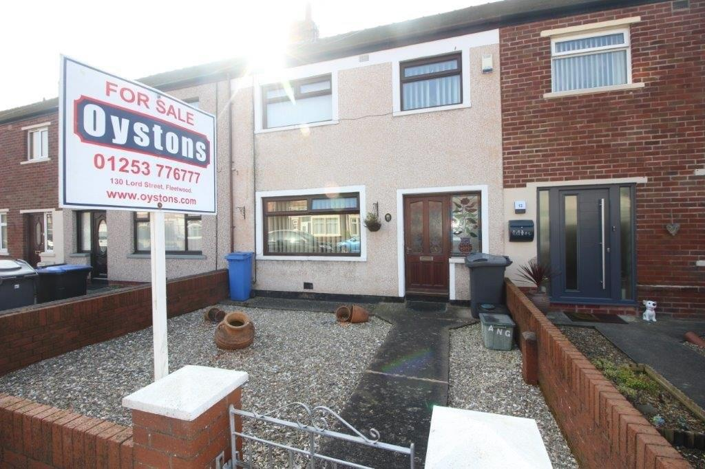 3 Bedrooms Terraced House for sale in Orchard Drive, Fleetwood