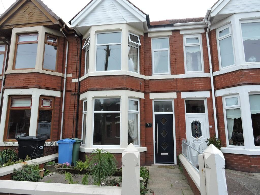 3 Bedrooms Terraced House for sale in Darbishire Road, Fleetwood