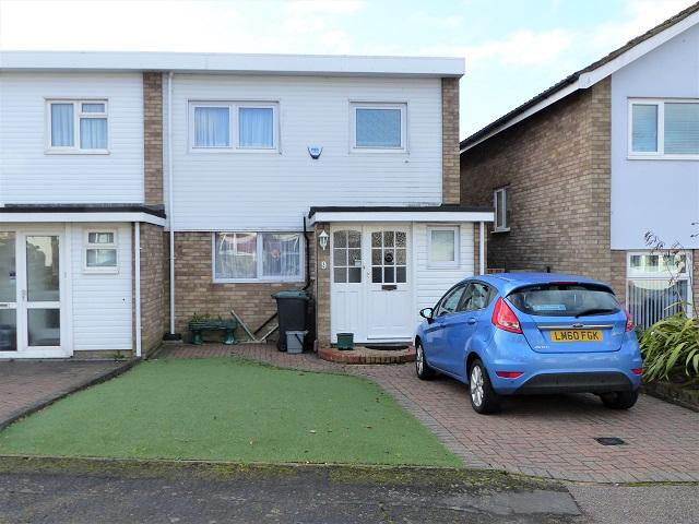 3 Bedrooms Terraced House for sale in Leigh Rodd, Watford WD19