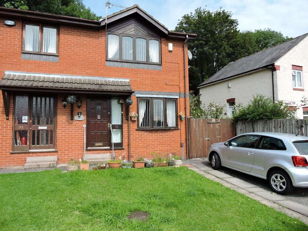 2 Bedrooms Semi Detached House for sale in Calder Street, Ashton-On-Ribble