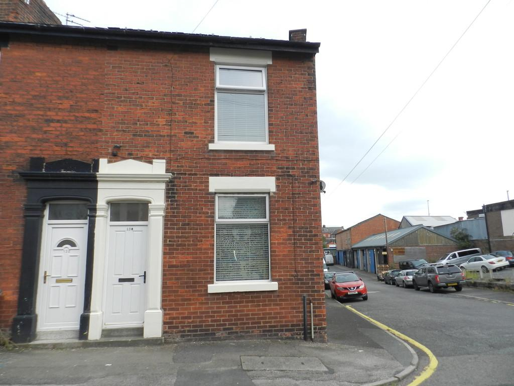 2 Bedrooms End Of Terrace House for sale in Kent Street, Preston