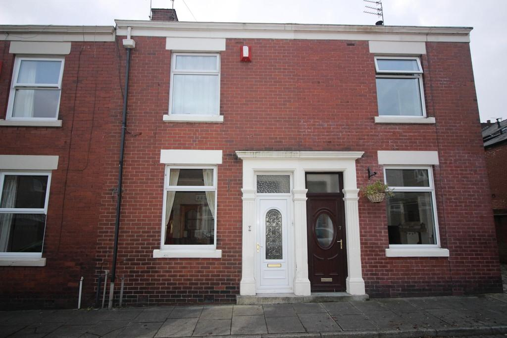 2 Bedrooms Terraced House for sale in Threlfall Street, Ashton-on-ribble