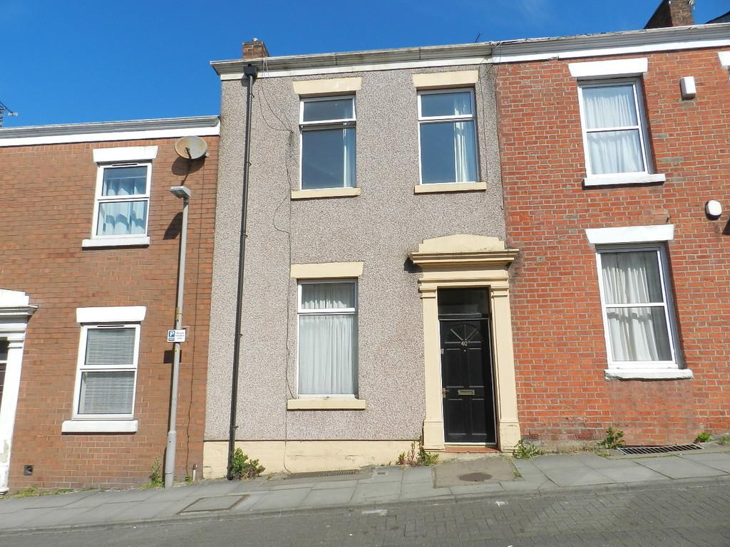 5 Bedrooms Terraced House for sale in Christ Church Street, Preston