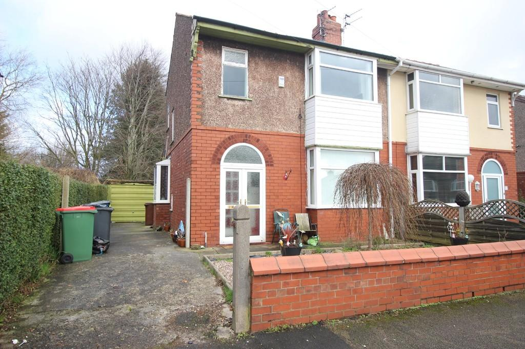 3 Bedrooms Semi Detached House for sale in Thornfield Avenue, Ribbleton