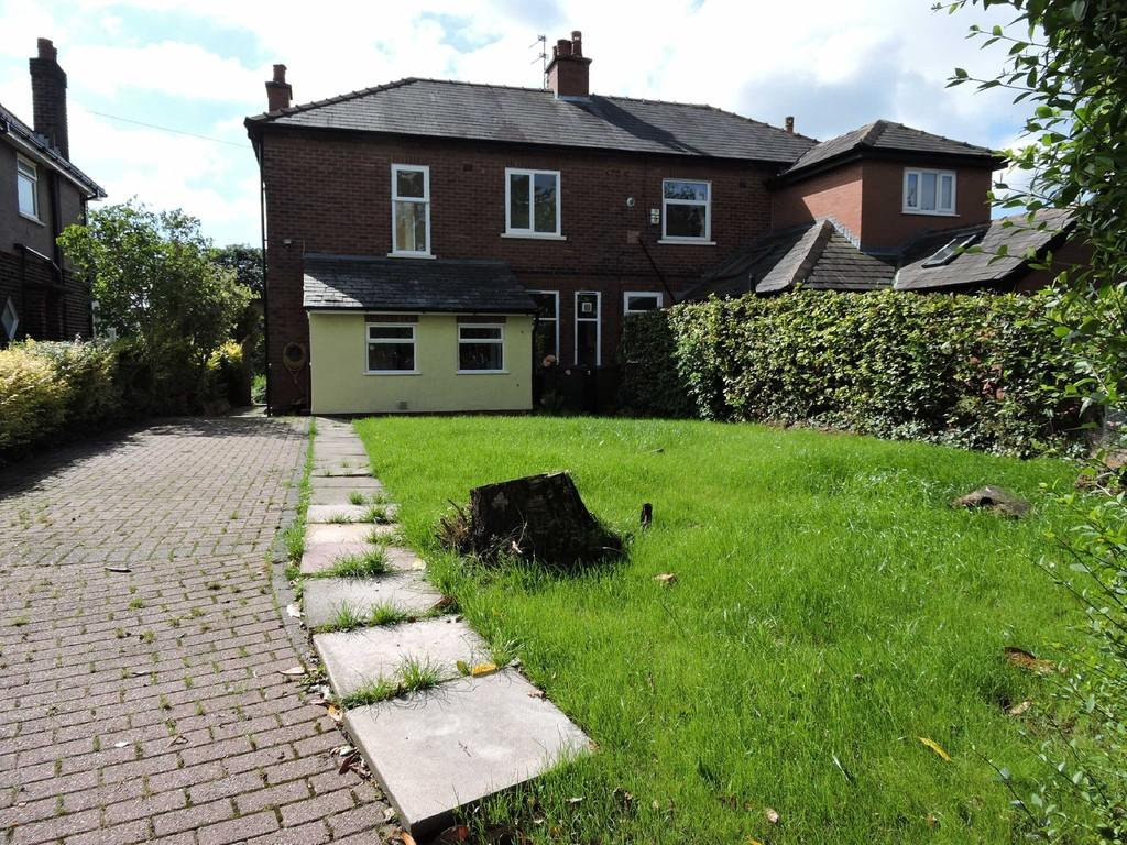 3 Bedrooms Semi Detached House for sale in Frenchwood Knoll, Preston