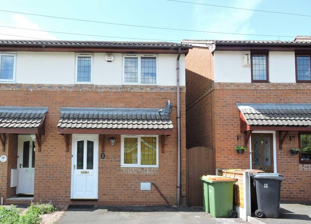 3 Bedrooms Semi Detached House for sale in Shelley Mews, Ashton-on-ribble