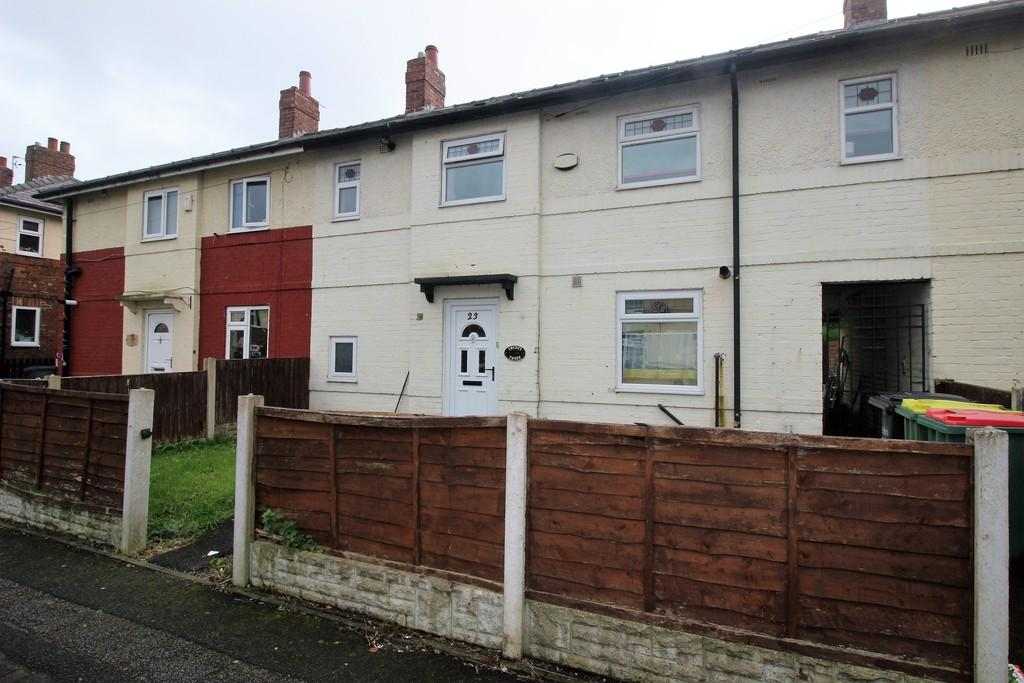 4 Bedrooms Terraced House for sale in Chestnut Crescent, Ribbleton