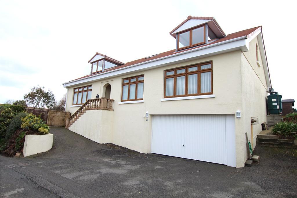 4 Bedrooms Detached House for sale in Les Fourneaux Estate, La Rue De La Corbiere, Jersey, JE3
