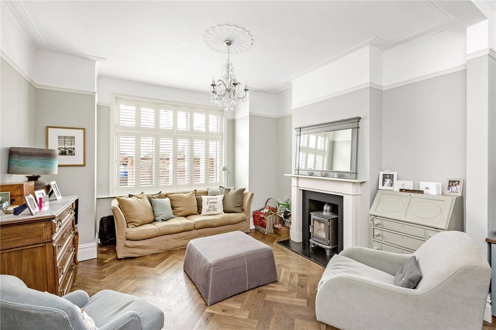 5 Bedrooms Terraced House for sale in South Worple Way, London, SW14