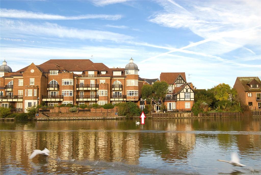 2 Bedrooms Terraced House for sale in Kingstable Street, Eton, Windsor, Berkshire, SL4