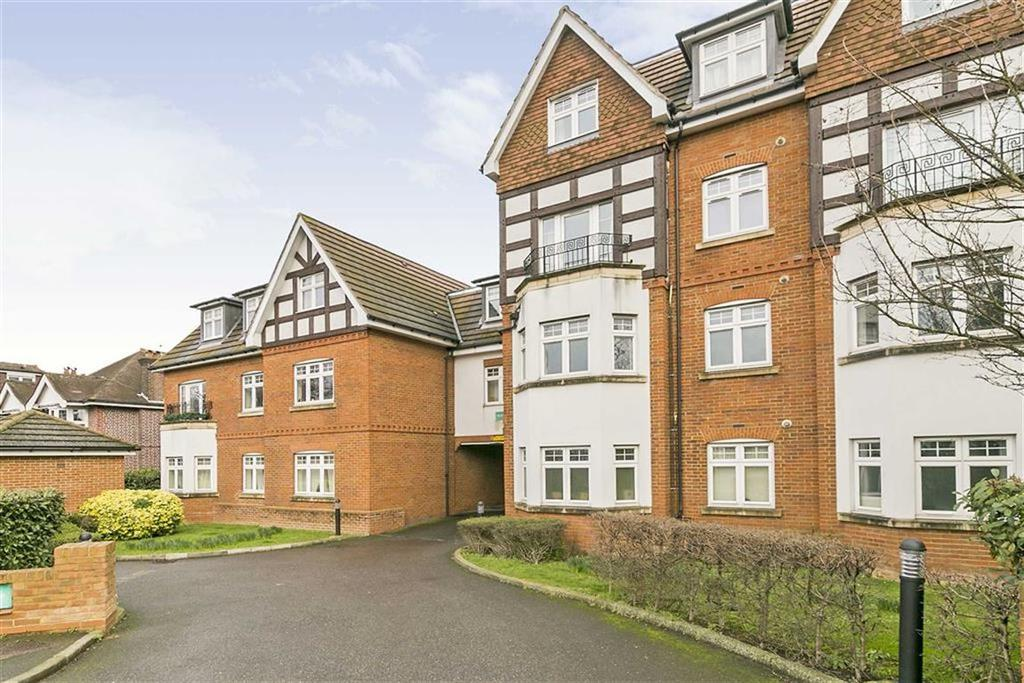 2 Bedrooms Flat for sale in Cheam Road, Epsom, Surrey