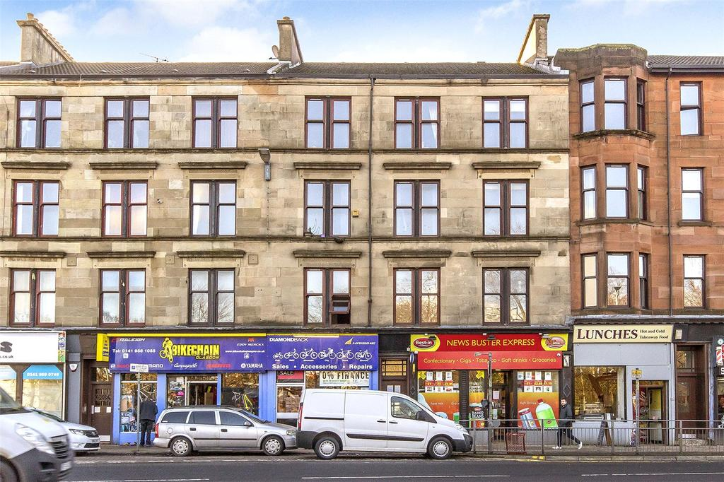 1 Bedroom Flat for sale in Flat 3/1, 1421 Dumbarton Road, Scotstoun, Glasgow, G14