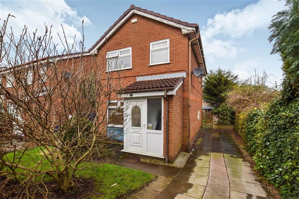 3 Bedrooms Detached House for sale in Pochard Drive, Altrincham, Cheshire, WA14