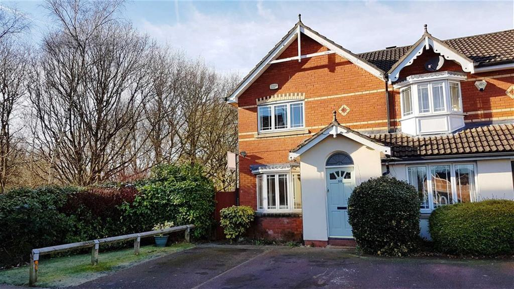 3 Bedrooms End Of Terrace House for sale in Alveston Drive, Wilmslow