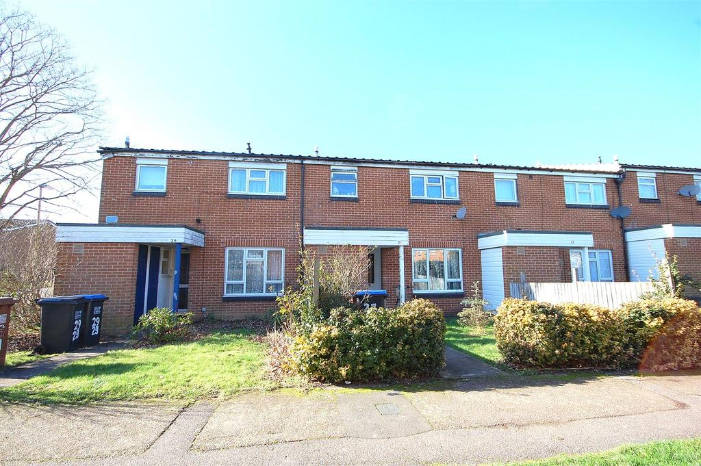 3 Bedrooms Terraced House for sale in Drovers Way, Hatfield
