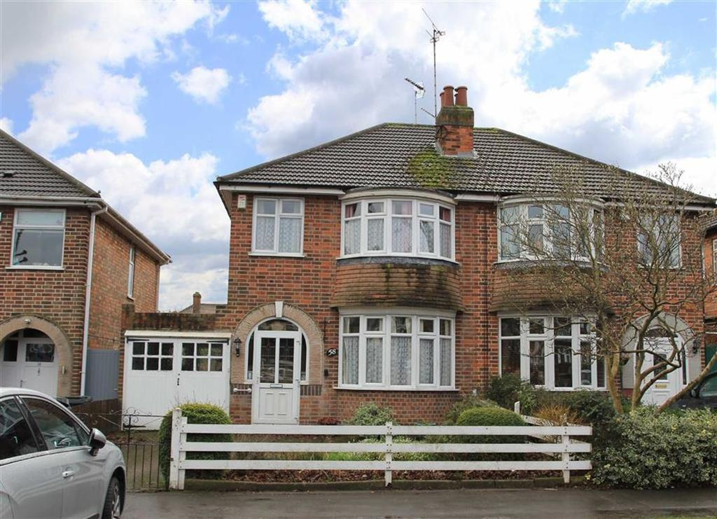 3 Bedrooms Semi Detached House for sale in Anstey Lane, Leicester, Leicester