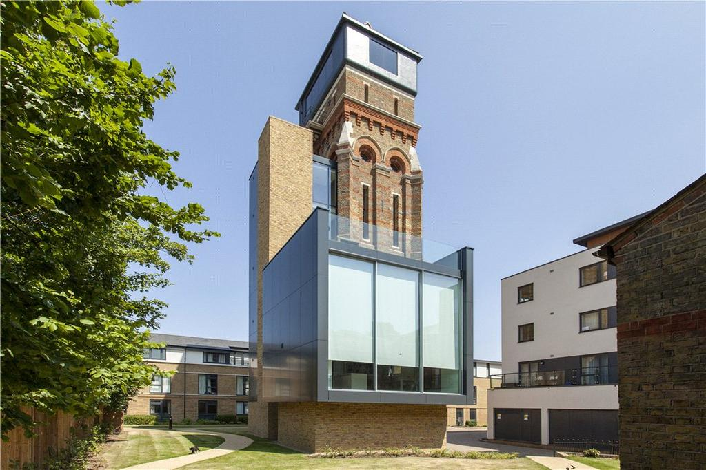 5 Bedrooms Detached House for sale in The Water Tower, Kennington, London, SE11