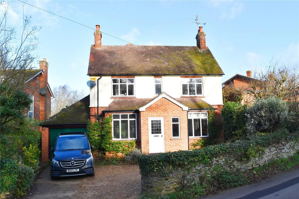 4 Bedrooms Detached House for sale in Stoke Lane, Great Brickhill