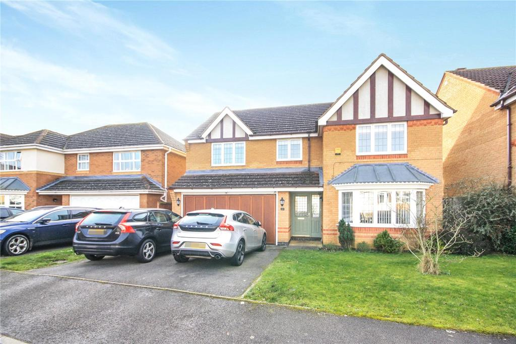 4 Bedrooms Detached House for sale in Aidan Road, Quarrington, Sleaford, Lincolnshire, NG34