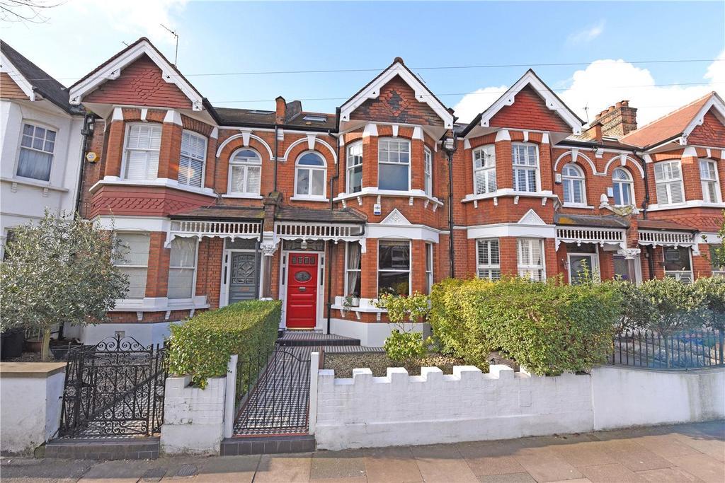 6 Bedrooms Terraced House for sale in Elsenham Street, Southfields, London, SW18