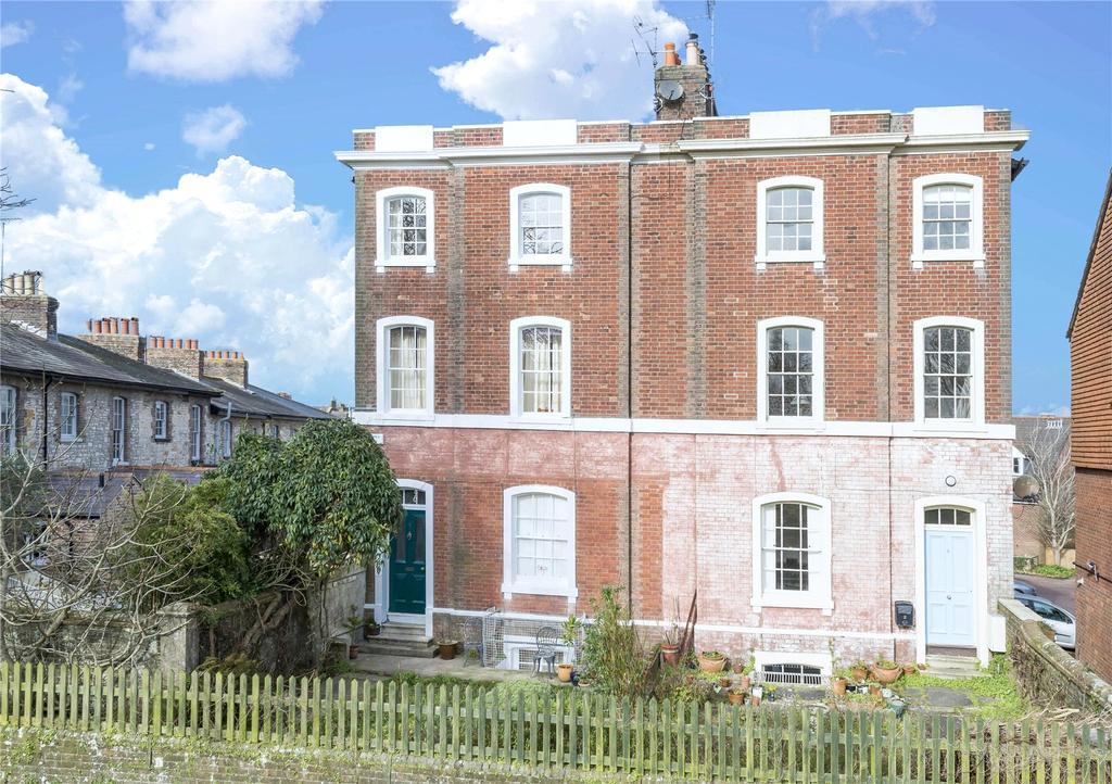 4 Bedrooms Semi Detached House for sale in off Salisbury Street, Dorchester, Dorset