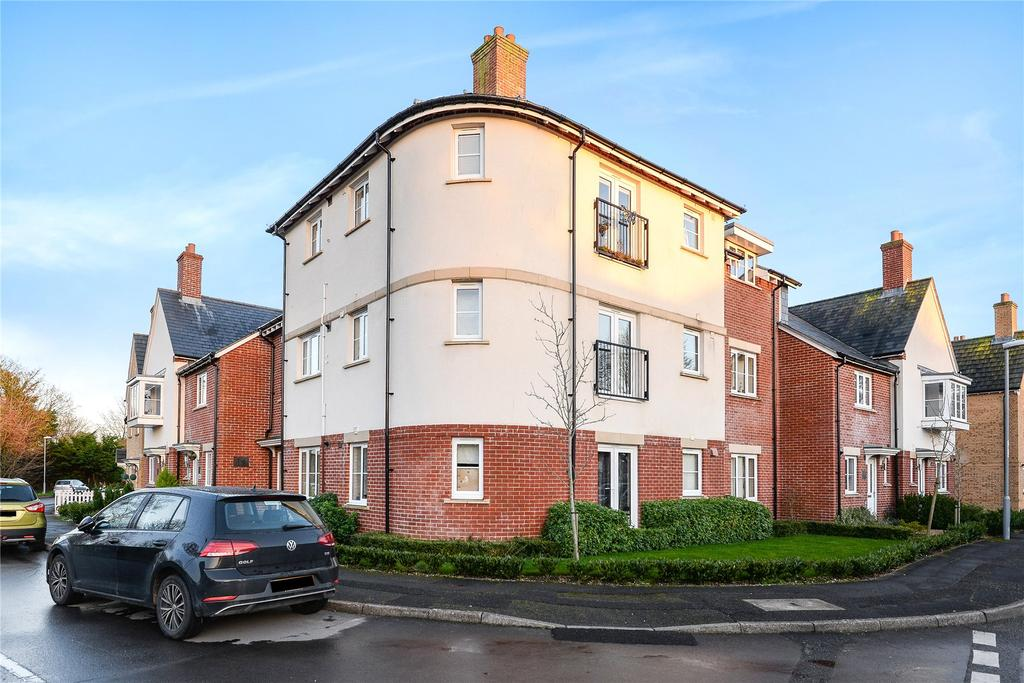 1 Bedroom Apartment Flat for sale in Old Farm Way, Crossways, Dorset