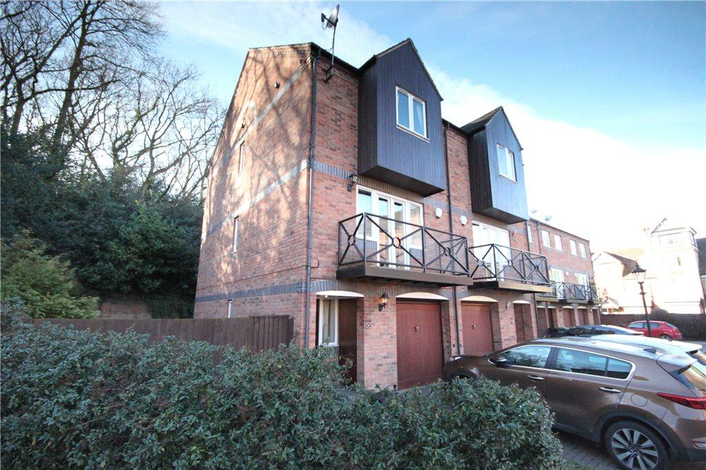 4 Bedrooms End Of Terrace House for sale in Round Hill Wharf, Kidderminster, DY11