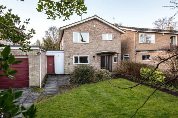4 Bedrooms Detached House for sale in Gough Way, Cambridge