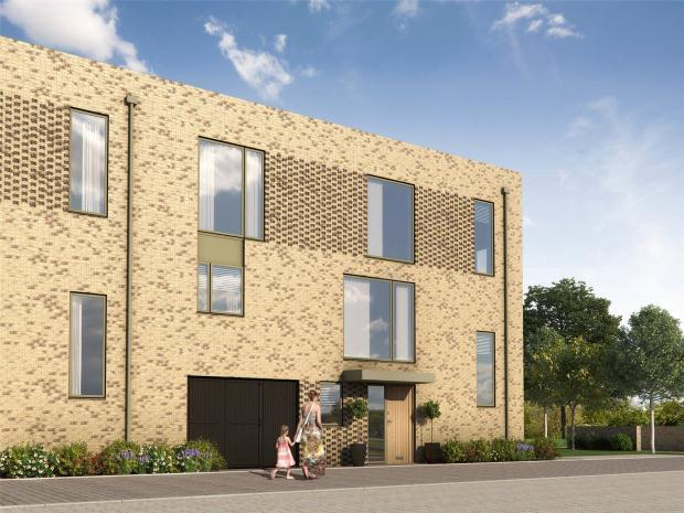 4 Bedrooms Terraced House for sale in The Park Residence At Abode, Addenbrooke's Road, Cambridge
